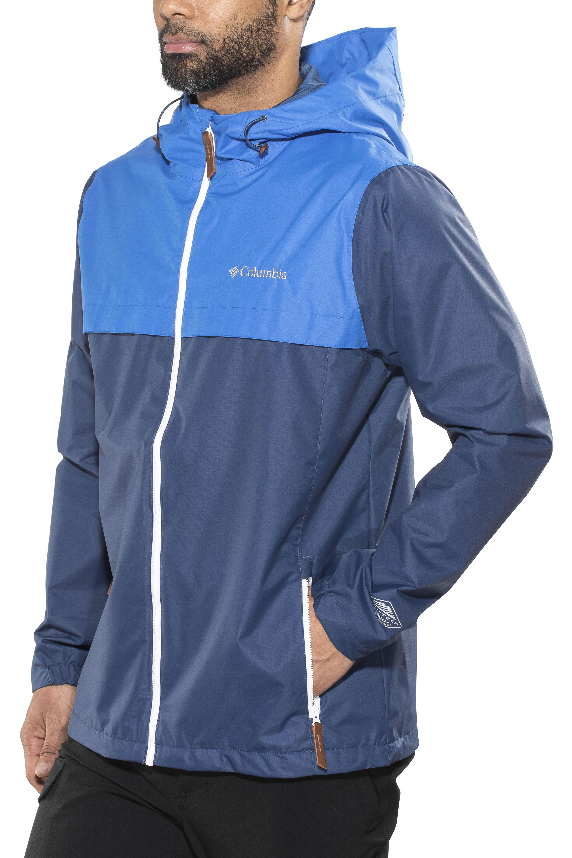 Columbia Jones Ridge - Chaqueta Hombre - azul  05c733a203ec